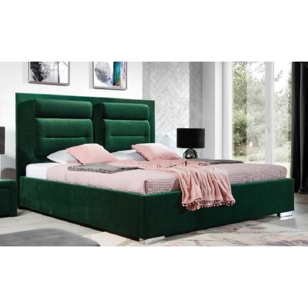 Łóżko tapicerowane Porto
